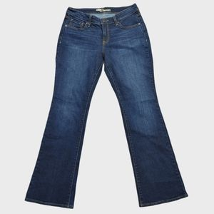 Old Navy The Dreamer Boot Cut Denim Jeans Size 8P